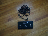 Marshall Footswitch for Valvestate Amps