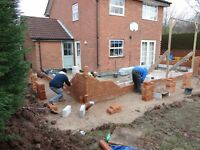 Bricky Multi skilled tradesman offering full build services to developer/contractor