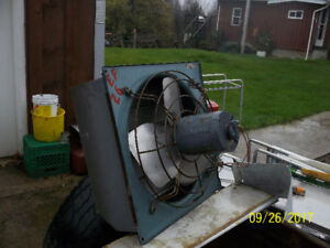 barn exhaust fan
