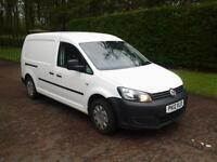 Volkswagen Caddy Maxi 1.6TDI ( 102PS ) C20 BlueMotion Tech Maxi full mot no vat