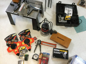 Diffrent Hand  tools and electric tools for sale .