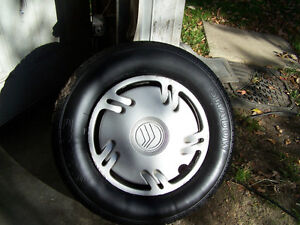 Mercury Villager (5 x 114.3) Rims and 15 inch tires