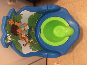 Go Diego Go 3 in 1 Potty Training Seat
