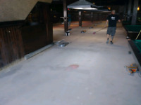 Flooring sales and installations