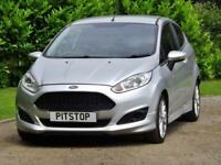 Ford Fiesta 1.0 Zetec S 3dr PETROL MANUAL 2015/15