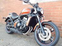KAWASAKI EN650DJFA VULCAN S MOTORCYCLE