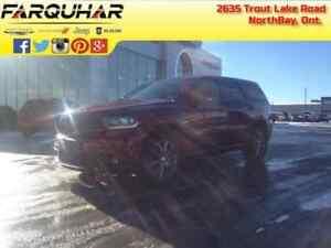 2017 Dodge Durango Crew - $331.68 B/W
