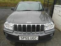 2006 JEEP GRAND CHEROKEE 3.0 CRD Limited Auto