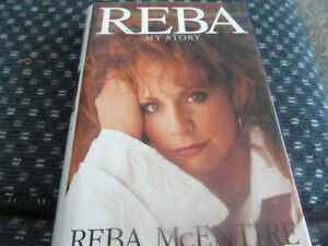 REBA: MY STORY BY REBA McENTIRE WITH TOM CARTER