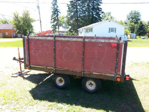 6x8' Utility Box Trailer w/Ownership