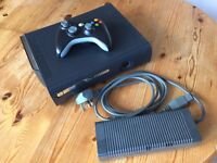 Microsoft XBOX 360 Elite Console with Official 120Gb HDD and Wireless Controller