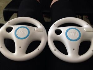 MarioKart Wii Steering Wheels