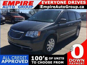 2015 CHRYSLER TOWN & COUNTRY TOURING * REAR CAM * 7 PASS