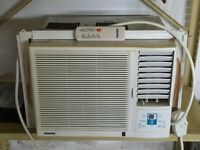 Danby Air conditioner. With remote