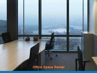 Fully Furnished - ( CANARY WHARF -E14) Office Space to Let in London