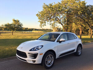 2017 Porsche Macan S SUV, Crossover FIRST OWNER