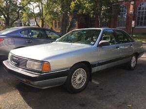 1991 Audi 200 Turbo - Classic German Sedan - Mint Condition