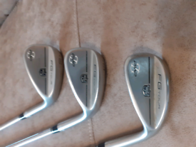 Wilson staff fg tour pmp wedge set