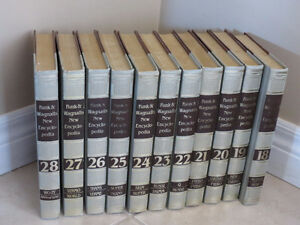 Funk & Wagnalls Encyclopedia set