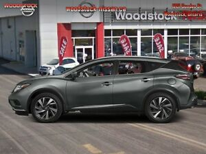 2016 Nissan Murano Platinum  - Sunroof -  Navigation -  Leather