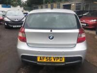 BMW 118 2.0TD d M Sport 5 DOOR - 2006 56-REG - 10 MONTHS MOT