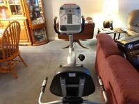 SCHWINN 250 exercise bike