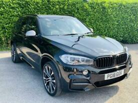 image for 2018 BMW X5 M50D AUTO SUV Diesel Automatic