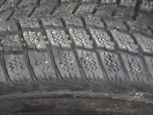 235-70-16 winter tires for sale $200obo