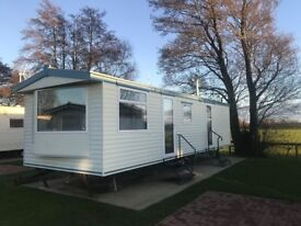 Bargain Static Caravan, Fully Sited, Includes site fees until March 2019