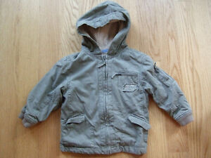 Boys Spring/Fall Coat - Bout'chou brand, Size 3