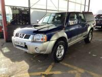 Nissan Navara 2.5 Di Double Cab Crew Pickup 4dr - ONLY 41,155 MILES