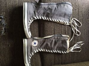 Converse woman's knee high size 6