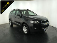 2013 CHEVROLET CAPTIVA LT VCDI 7 SEATS 185 BHP 1 OWNER FULL HISTORY FINANCE PX