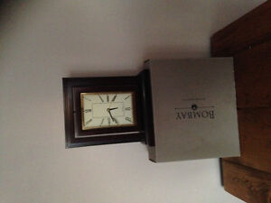 Clock & Picture Frame
