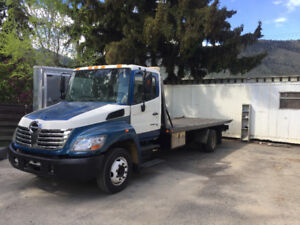 2006 Hino 21ft Rollback tow truck