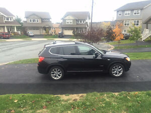 2011 BMW X3 28i Tech + Premium - extended warranty