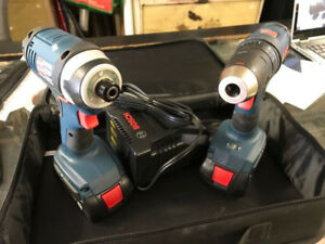 Bosch 18v Impact and Drill Combo (Brand New)
