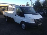 Ford Transit tipper only 54,000 miles council direct