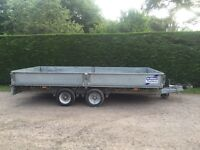 Ifor Williams lm146 3.5 tonne trailer