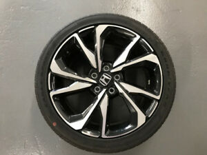 "Brand New 18"" Honda Civic SI Rims & Tires"