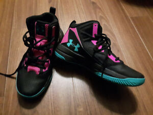 Girl's Under Armour Basketball Shoes