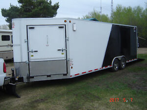 **REDUCED** 2015 FLAMAN CJAY ENCLOSED TRAILER