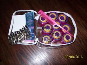 75 piece ultimate volume hair roller set