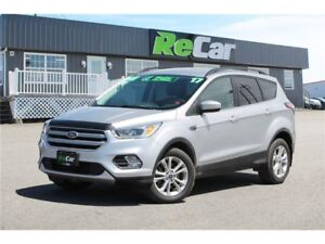 2017 Ford Escape SE REDUCED | 4X4 | HEATED SEATS | BACK UP CAM