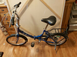 Folding Bike for Sale.