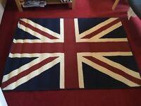 Union Jack Rug 120x170
