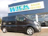 2013 Vauxhall VIVARO 2700 CDTI SPORTIVE SWB Van *LOW MILES* Manual Medium Van