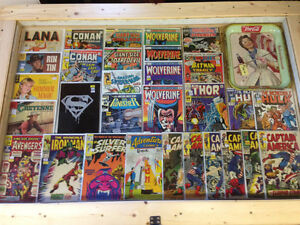 More than 4500 COMIC BOOKS for SALE Cornwall Ontario image 1