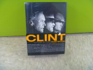 Clint Eastwood 35 Movie Collection On DVD