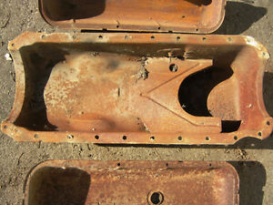 396 Chevrolet Big Block Oil Pan Valve Covers Regina Regina Area image 3